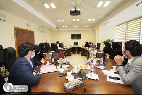 جلسه شورای تخصصی ارزیابی و انتخاب مراکز درمانی صندوق