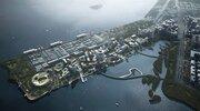 ساخت شهر عاری از خودرو در دل کلانشهر شنزن چین