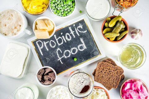 پروبیوتیک درمان سلامتی غذا
