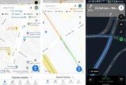 نمایش چراغ راهنمایی در گوگل مپس اندروید بهصورت گسترده آغاز شد