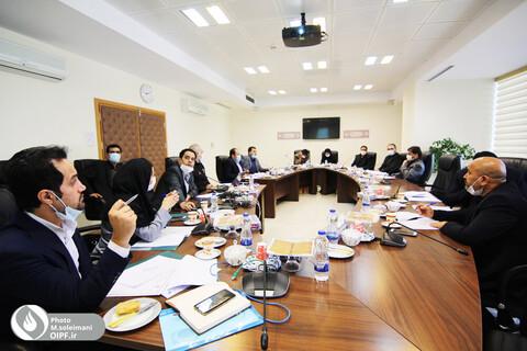 نشست هماندیشی معاونت منابع انسانی برای تدوین آئیننامه