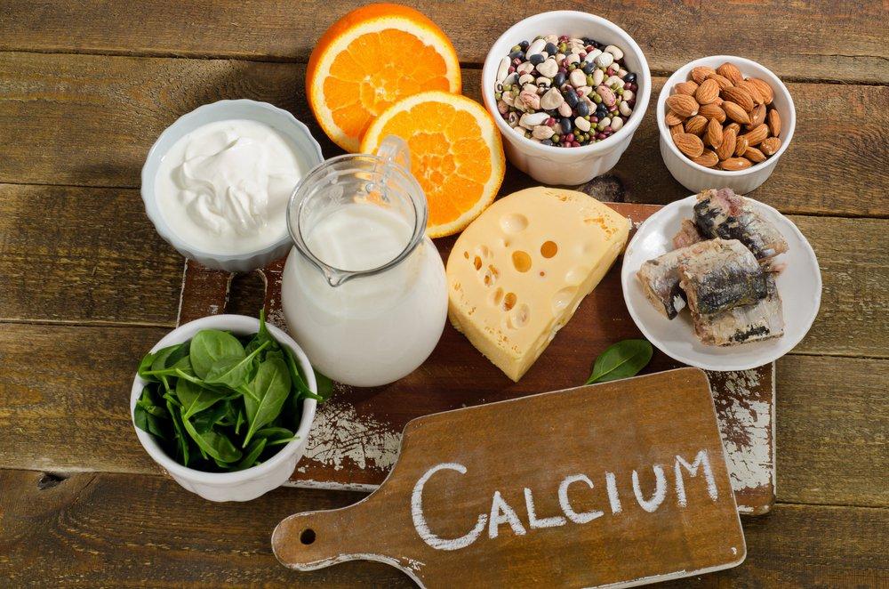 ۶ منبع غذایی مناسب تامین کلسیم