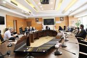 نشست هیأت اجرایی کانونها با مسئولان صندوقها