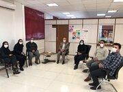 بازدید معاون بازنشستگی از نمایندگی صندوقها در خوزستان