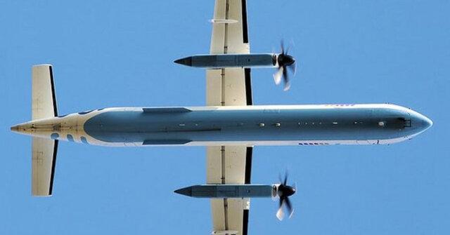 بزرگترین هواپیمای هیدروژنی جهان ساخته می شود