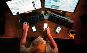 ۳۱ نکته برای درمان «اعتیاد به اینترنت»