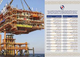 تبریک و خداقوت به بازنشستگان شهریور ماه ۹۹ صنعت نفت