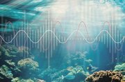 چگونه میتوان بدون نیاز به باتری زیر آب پیام ارسال کرد؟