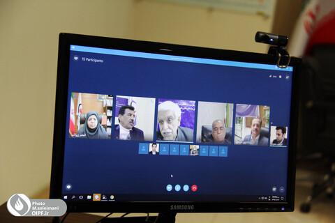 گردهمایی روسای کانون ها به صورت آنلاین