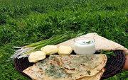 آموزش پخت نان کلانه (نان محلی کردستان)