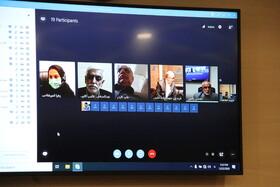 زمان بندی گفتگوی ۳ نشست مجازی