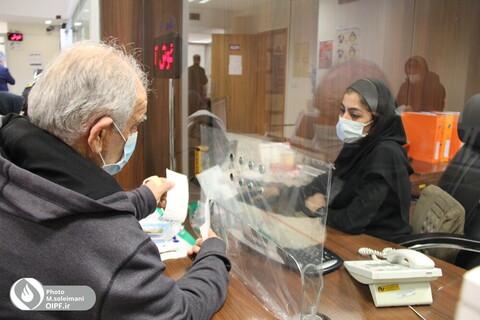رعایت حداکثری پروتکلهای بهداشتی از سوی بازنشستگان
