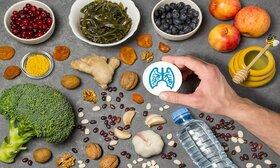 ویتامینهای مفید برای ریه