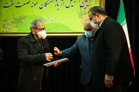 سیاوش منصوری بازنشسته نمونه صنعت نفت