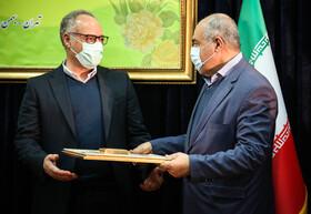 حمید قادری مدیر عامل پتروپالایش کنگان