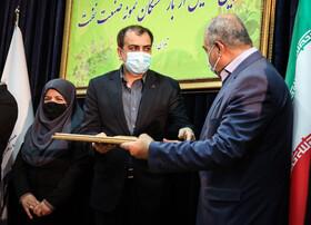 مجید حبیبی مدیر عامل شرکت مهندی و توسعه سروک آذر