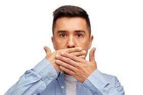 علت شیرین شدن دهان چیست؟