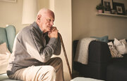 تاثیر تنهایی ناشی از قرنطینه، بر شدت افسردگی