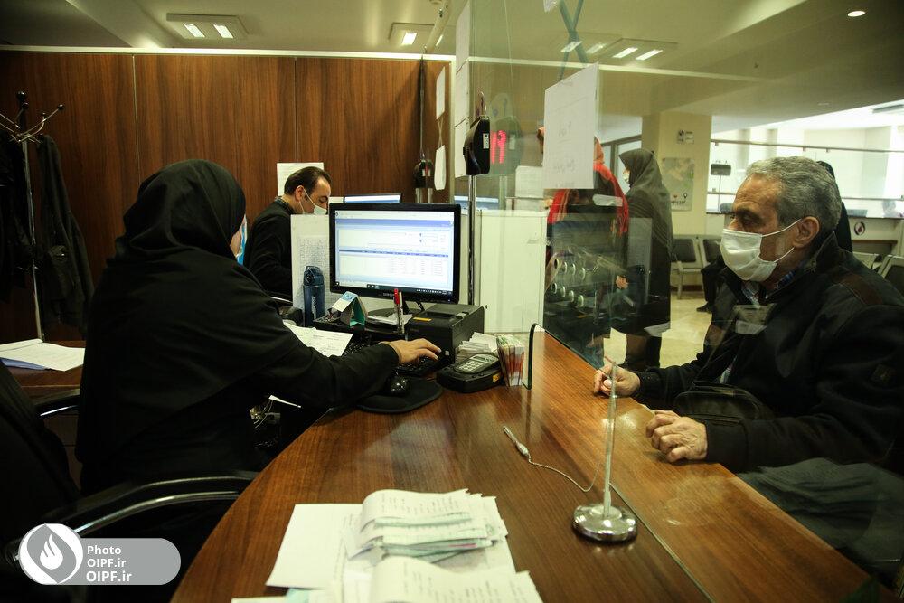 ارائه خدمات صندوق در دوازدهمین ماه سال