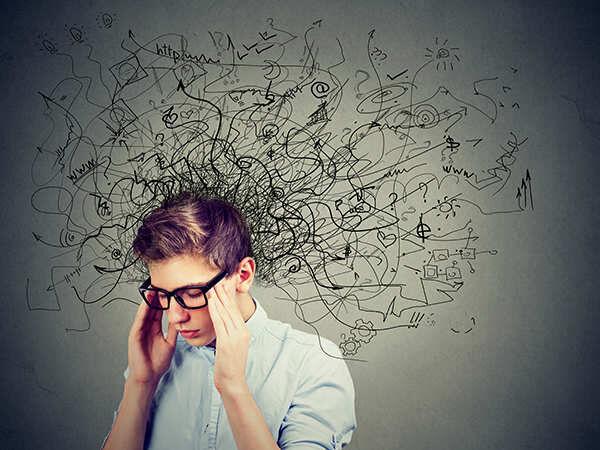 ارتباط شگفت انگیز بین استرس و حافظه