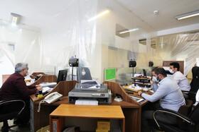 ارائه خدمات به بازنشستگان شرق تهران به روایت تصویر