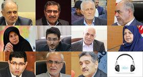 نشست هیات اجرایی کانونها با هیات رئیسه صندوقها