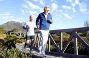پیادهروی موثرترین درمان برای پوکی استخوان