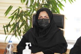 تودیع جناب آقای خان وفایی و معارفه سرکار خانم دکتر گل محمدی