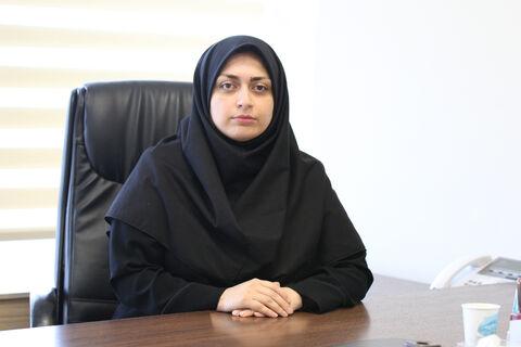 خانم دکتر گل محمدی