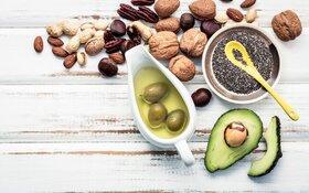 نگران مصرف ۶ ماده غذایی پرکالری نباشید!