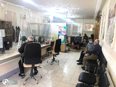 تصاویر نمایندگی صندوق در کرمانشاه
