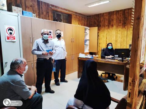 تصاویر نمایندگی صندوق در همدان