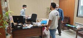 تصاویر نمایندگی صندوق در سنندج