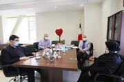 گرامیداشت روز پزشک با حضور رئیس صندوق