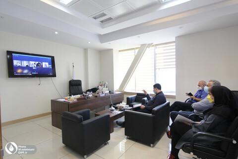 نشست مجازی حوزه درمان صندوقها برگزار شد