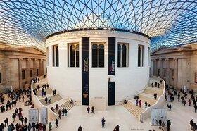 بازدید از موزه بریتانیا با تور مجازی
