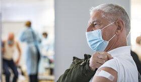 واکسیناسیون پیشکسوتان صنعت نفت در برابر کرونا