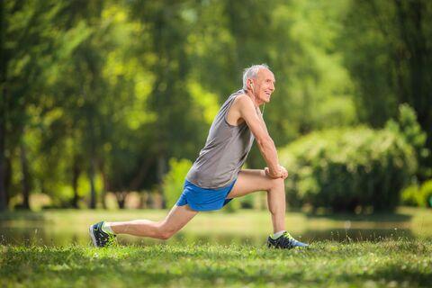سالمندان/ورزش