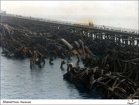گزارش تصویری آرشیوی از صنعت نفت در دوران دفاع مقدس