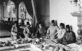 تغییر و تحولات آشپزی ایرانی در طول تاریخ