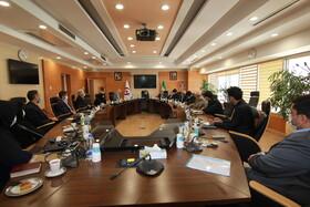 نشست رئیس هیاترئیسه با مدیران صندوقها