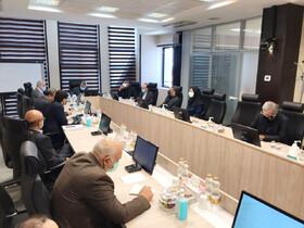 نشست رئیس هیاترئیسه با مدیران شرکت اهداف