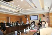 برگزاری نشست کارگروه سلامت الکترونیک صندوقها