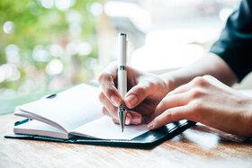 «اکنون» بهترین زمان برای نوشتن