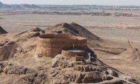 آشنایی با دخمه تاریخی شهر یزد